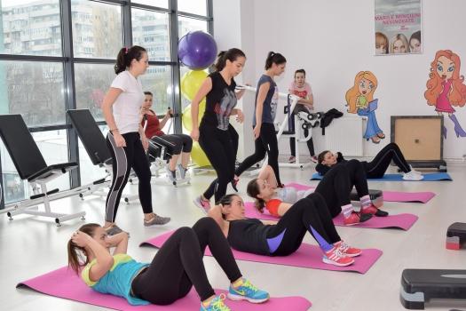 i fit i fun fitness femei